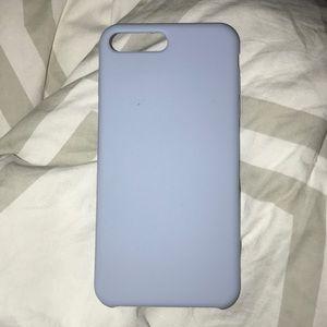 Accessories - iPhone 7/8 Plus Periwinkle Silicone Case